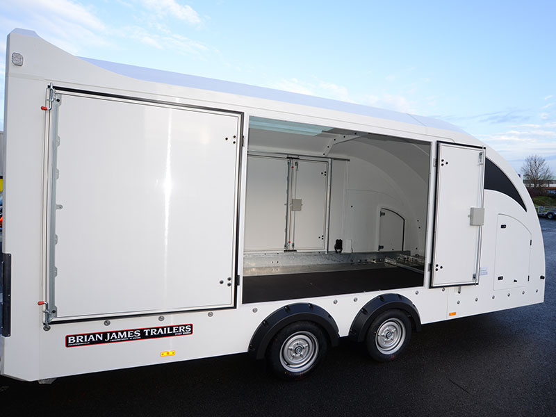 Rolux Tranportation Trailer