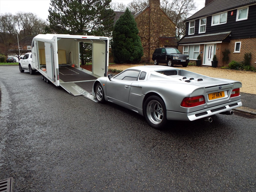Rolux Classic Cars Delivery